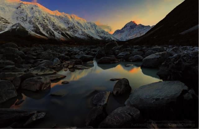 必读 | 你来新西兰的此刻,冬季初醒