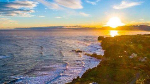 在新西兰,邂逅一束光,点亮一场奇遇